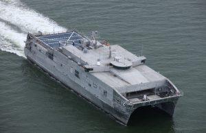 USNS Newport