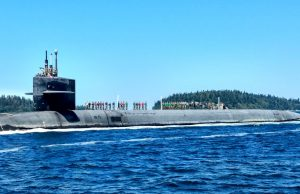 USS Henry M. Jackson Trident II (D5)