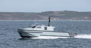 Sea-class workboat RNMB Hebe