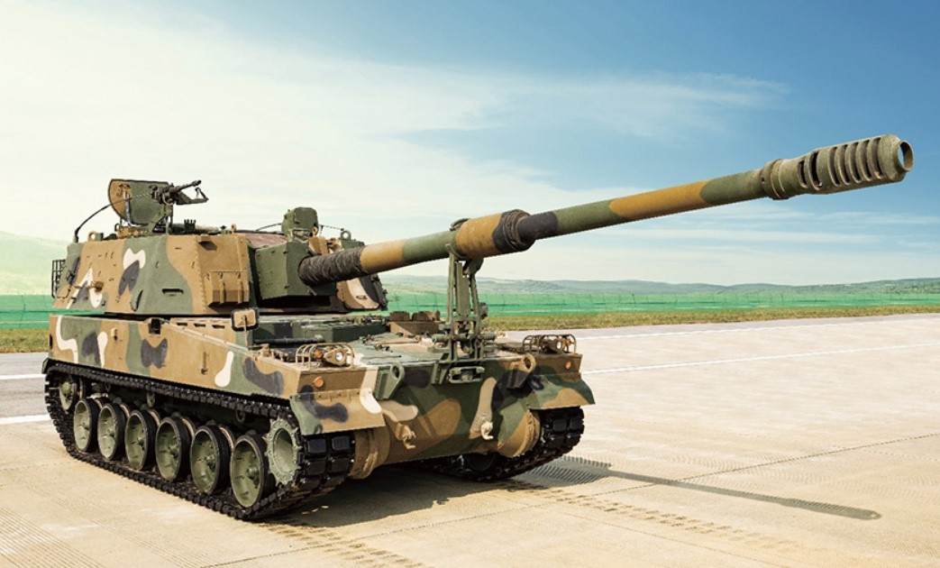 Australia buying South Korea's K9 howitzer for protected mobile fires  program - Defense Brief