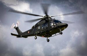 AW169M helicopter