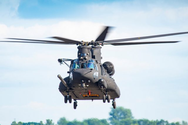 Special operations Chinook