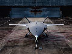 Royal Australian Air Force Loyal Wingman prototype
