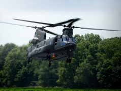 Chinook helicopter offer for Germany