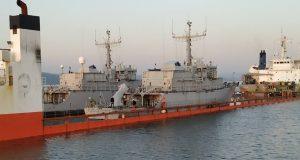 Bulgarian Navy minesweepers