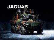 Jaguar armored vehicle