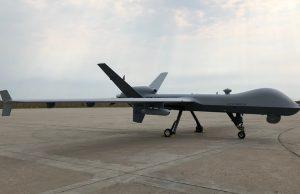 MQ-9 with AFRL's Agile Condor Pod