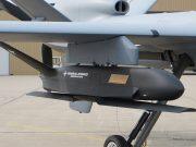 Sparrowhawk sUAS on a MQ-9A RPA