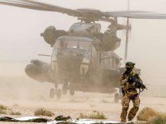 German Air Force CH-53