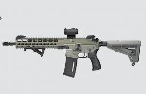 MK 556 assault rifle