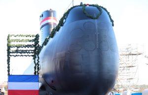 Egyptian Navy submarine S44