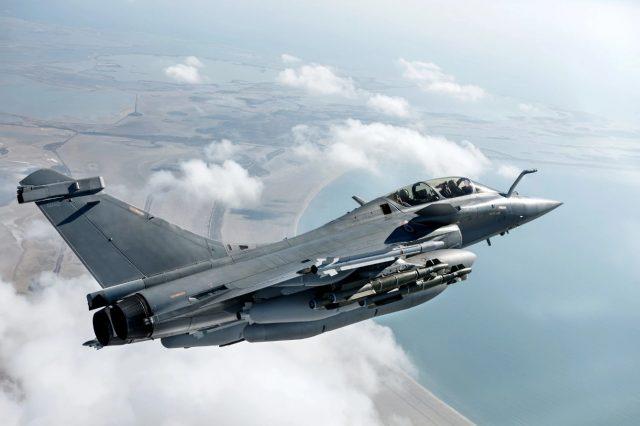 Rafale fighter jet