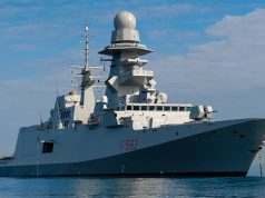 FREMM frigate ITS Margottini