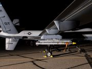 MQ-9 with AIM 9X missile