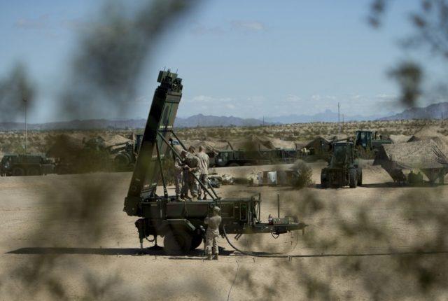 G/ATOR US Marine Corps