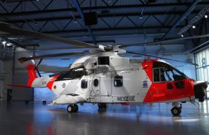 Norway SAR Queen