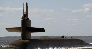 Ohio-class ballistic missile submarine