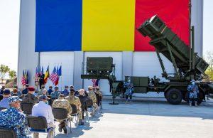Romanian Patriot system