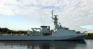 HMS Spey
