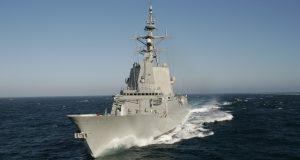 F100 frigate Almirante Juan de Borbón