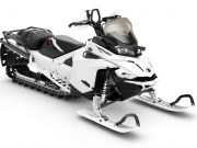 Swedish Special Forces snowmobile