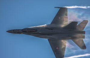 Swiss Air Force Hornet