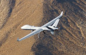 Royal Air Force Protector RPAS first flight