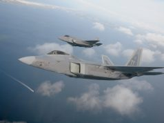 F-22 and F-35 together