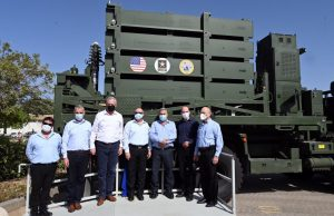 Iron Dome delivery to US Army