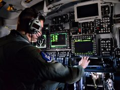 Integrated Battle Station on a B-1B Lancer