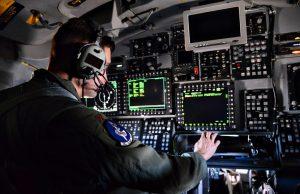 Integrated Battle Station on a B-1B Lancer