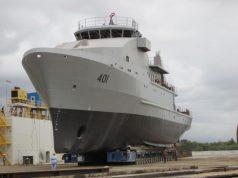 Iraqi Navy Swiftships OSV