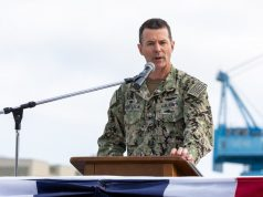 Norfolk Naval Shipyard Commander