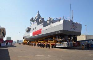 Qatar Emiri Navy OPV Musherib