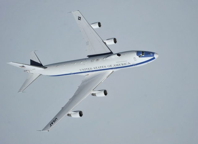 US Air Force Doomsday plane