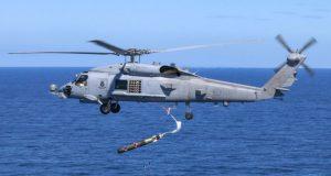 Australian MH-60R Mk 54 torpedo