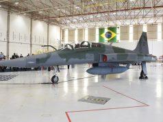 Brazil Air Force F-5M Tiger