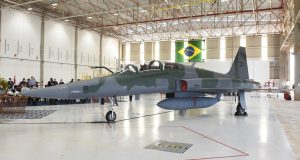 Brazil Air Force F-5M Tiger