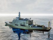 Italian Navy future hydrographic vessel