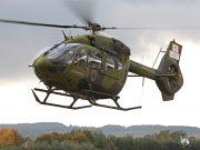 Ecuadorian Cobra helicopter