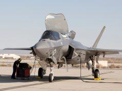 F-35B fighter