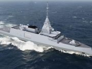 FDI frigate design