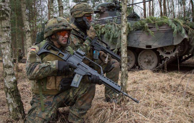 German Army G36