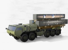 OpFires hypersonic glide weapons