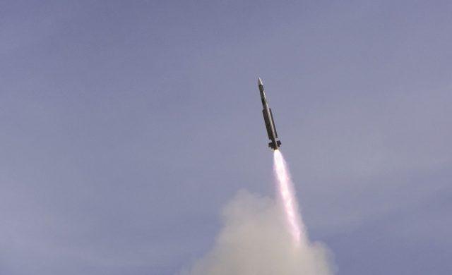 VL MICA missile