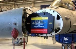 F-16 with AESA Radar