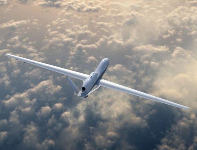 Triton UAV