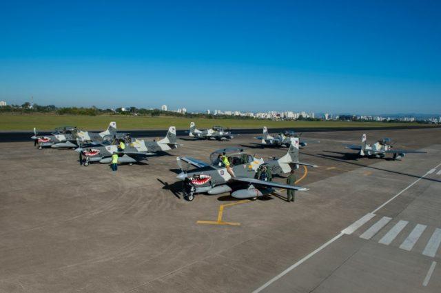 Philippine Air Force Super Tucanos