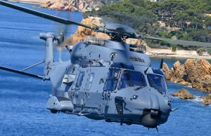 NH90 Spanish Air Forces