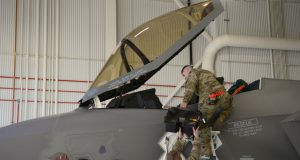 Arctic survival seat kit for the F-35A